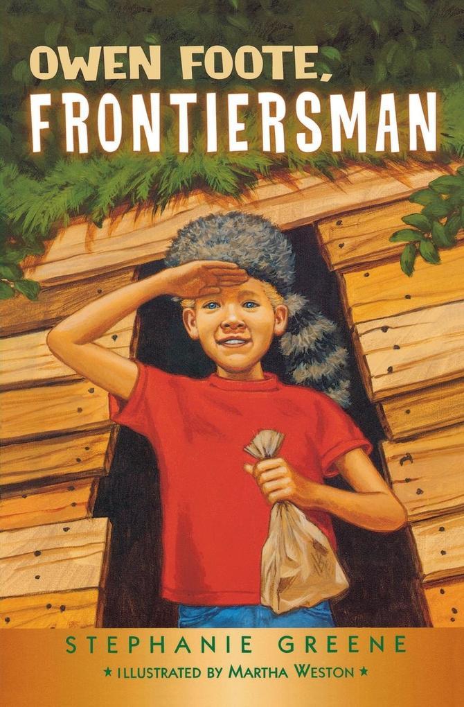 Owen Foote, Frontiersman als Taschenbuch