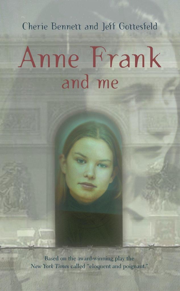 Anne Frank and Me als Taschenbuch
