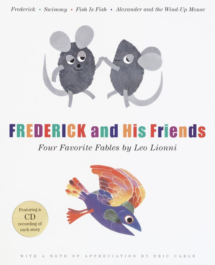 Frederick And His Friends als Buch