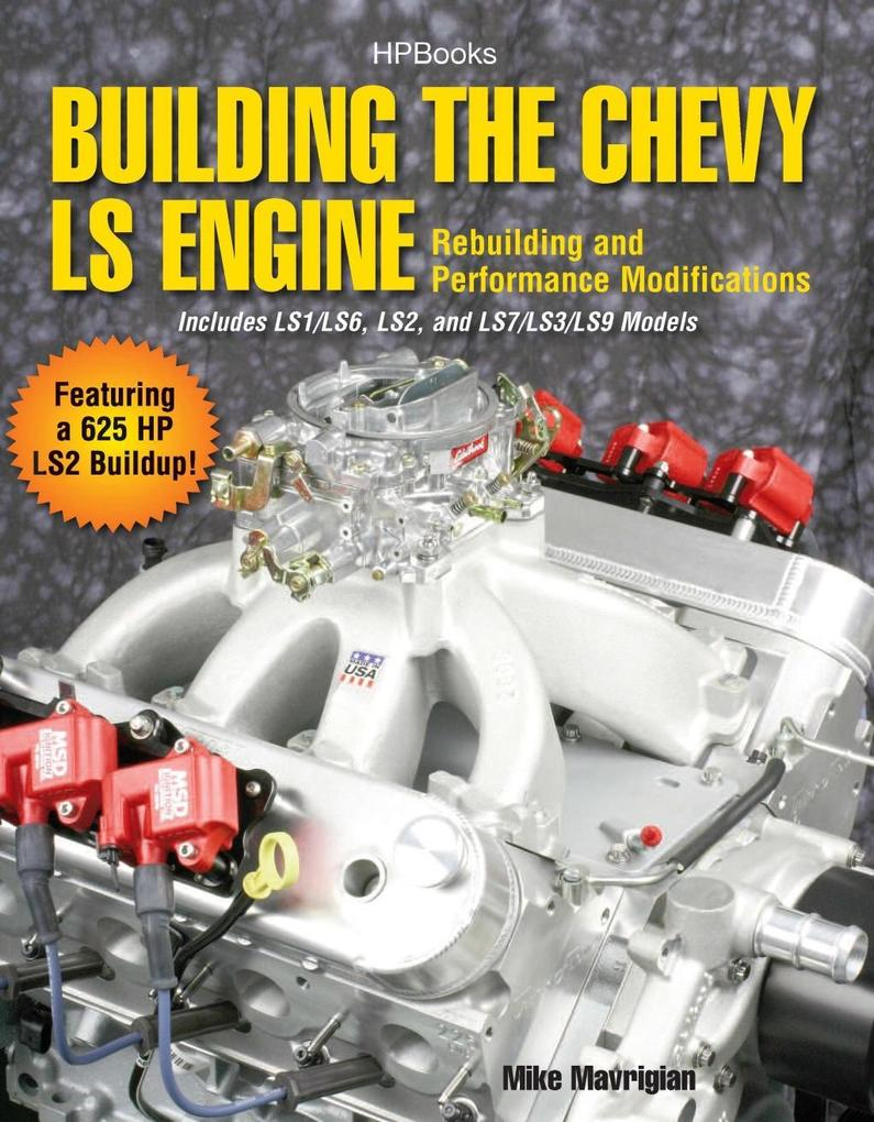 Building the Chevy LS Engine HP1559 als eBook D...