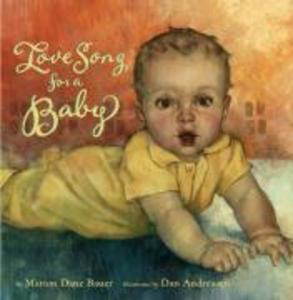 Love Song for a Baby als Buch