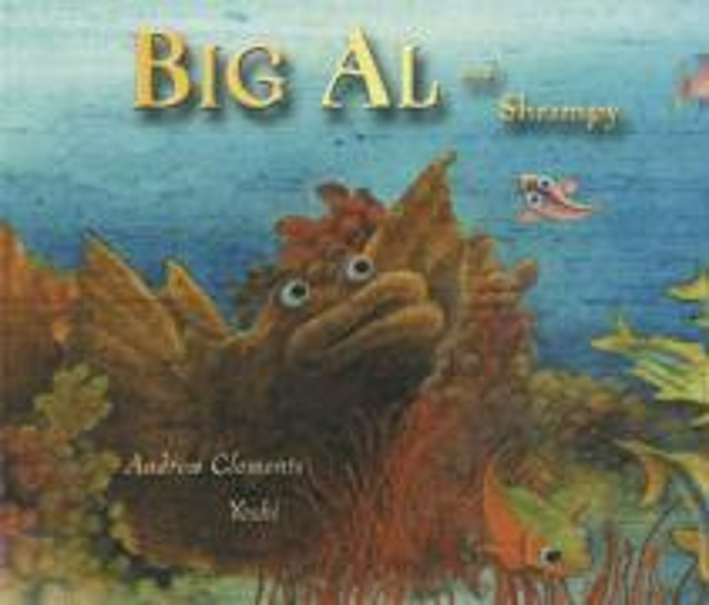 Big Al and Shrimpy als Buch