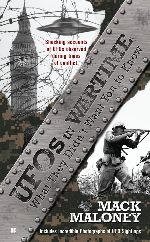 UFOs in Wartime als eBook Download von Mack Mal...
