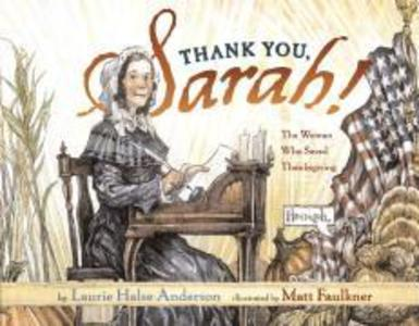 Thank You, Sarah: Thank You, Sarah als Buch