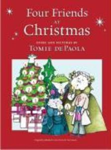 Four Friends at Christmas als Buch