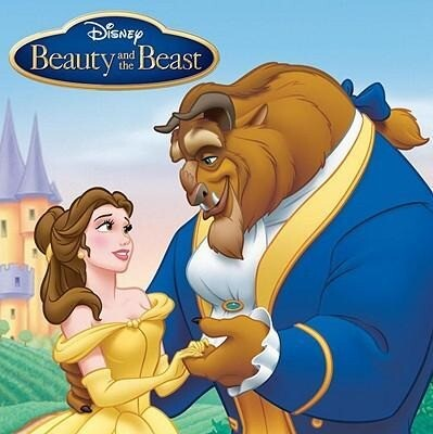 Beauty and the Beast (Disney Beauty and the Beast) als Taschenbuch