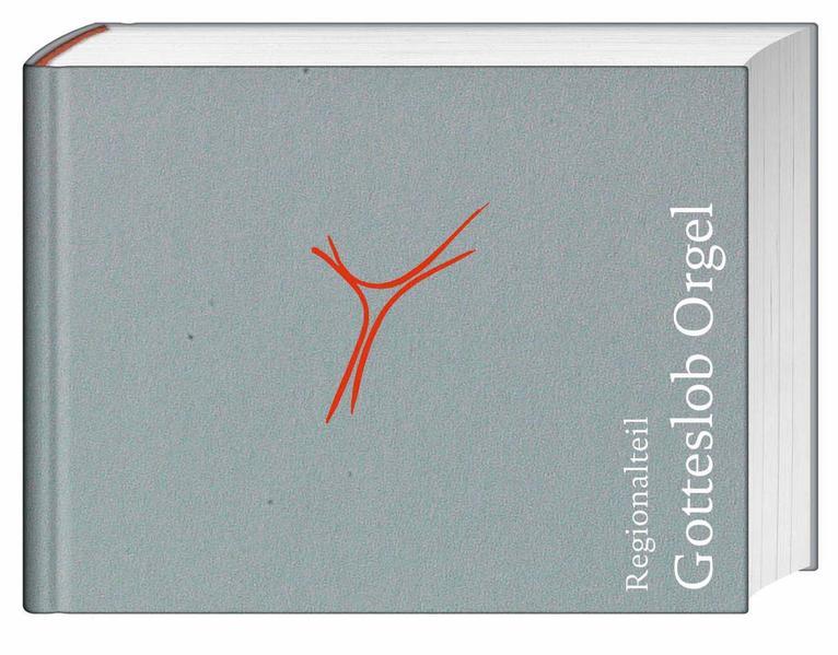 Orgelbuch Regionalteil Ost. Hellgrau als Buch von