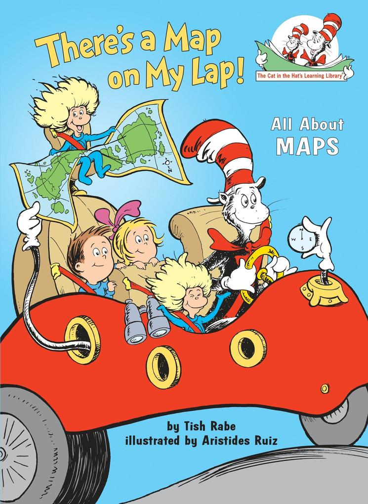 There's a Map on My Lap!: All about Maps als Buch