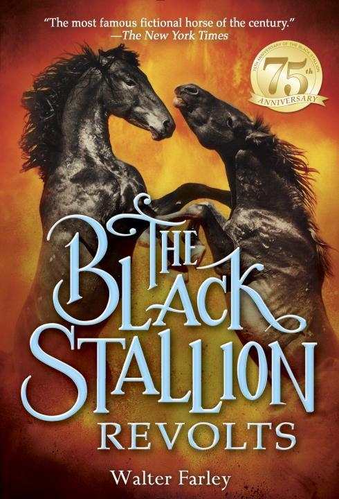 The Black Stallion Revolts als Taschenbuch
