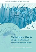 Collisionless Shocks in Space Plasmas: Structure and Accelerated Particles