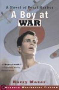 A Boy at War: A Novel of Pearl Harbor als Taschenbuch