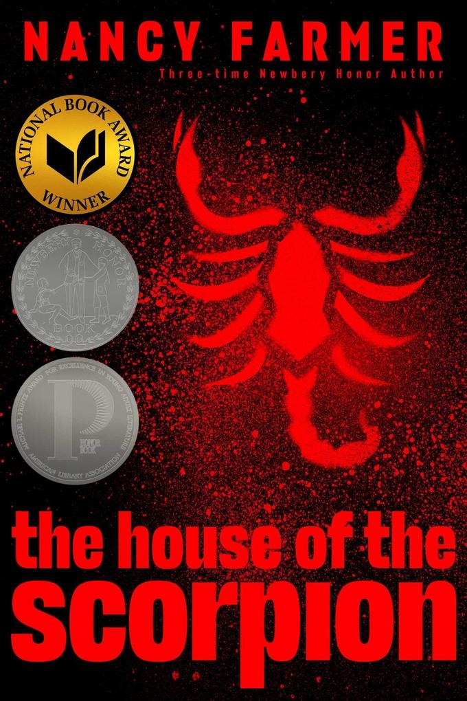 The House of the Scorpion als Buch