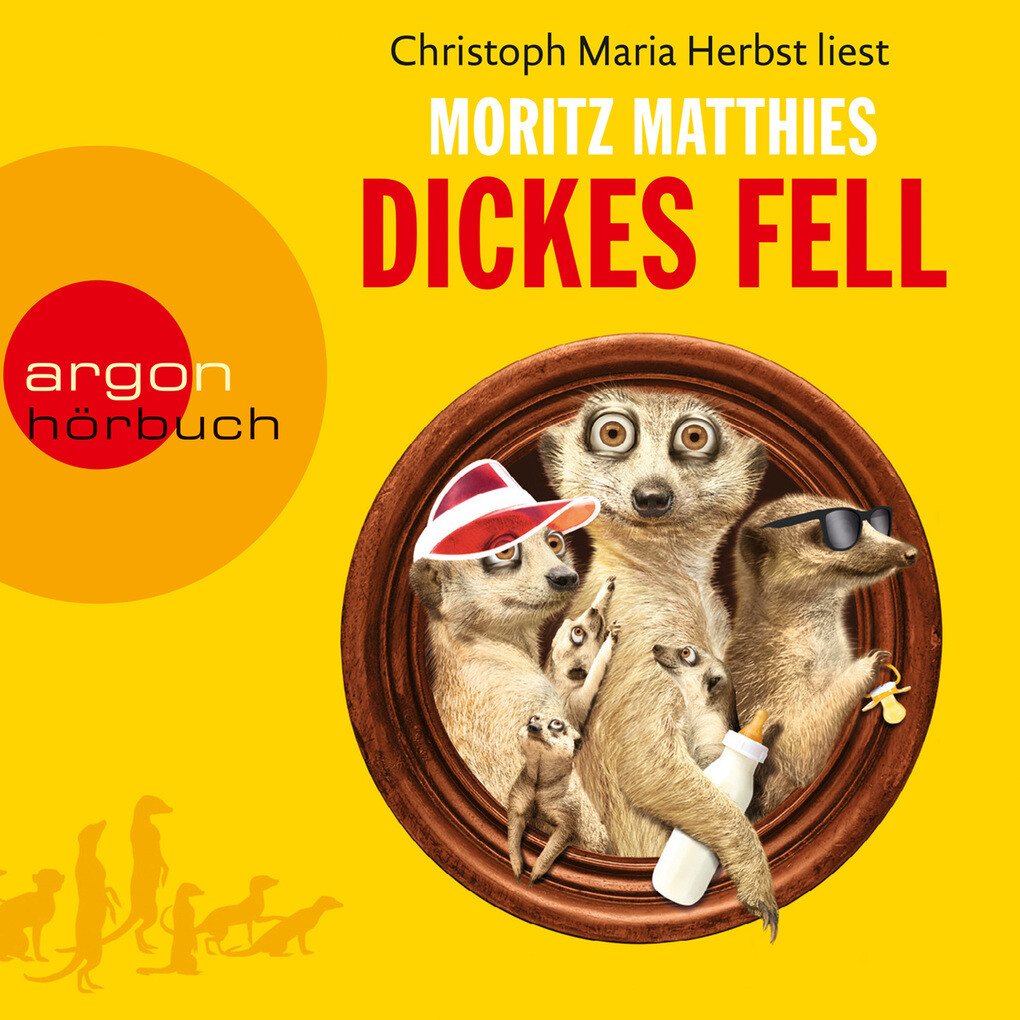 Dickes Fell als Hörbuch Download