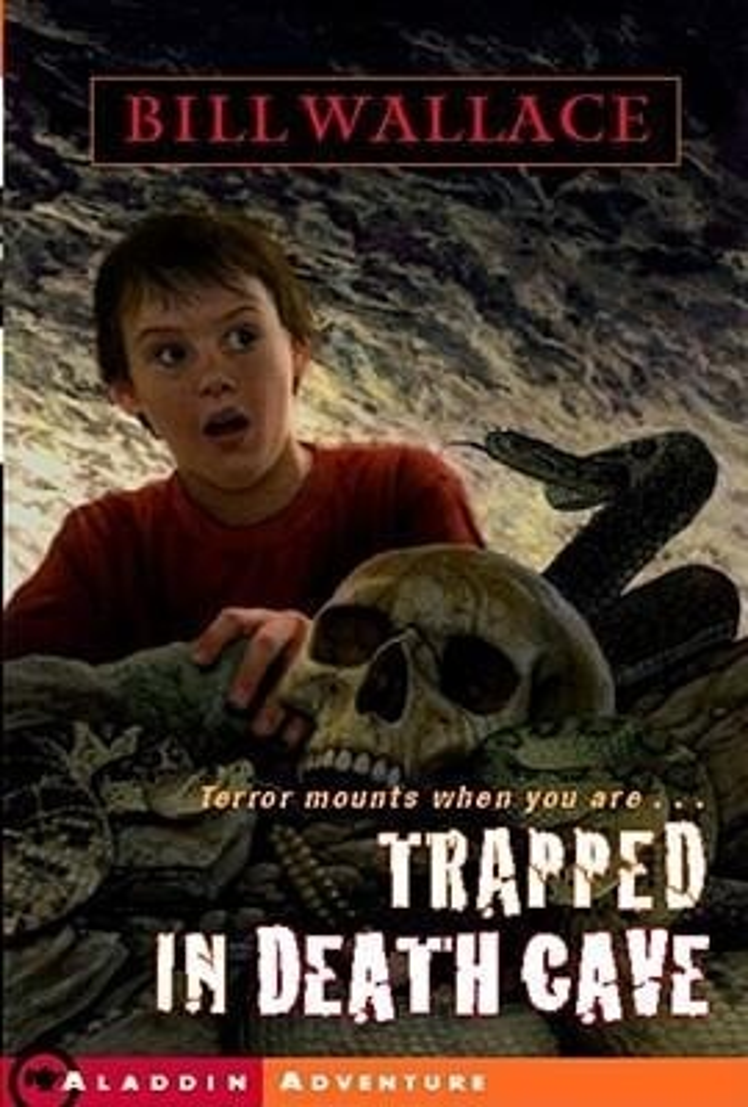 Trapped in Death Cave als Taschenbuch
