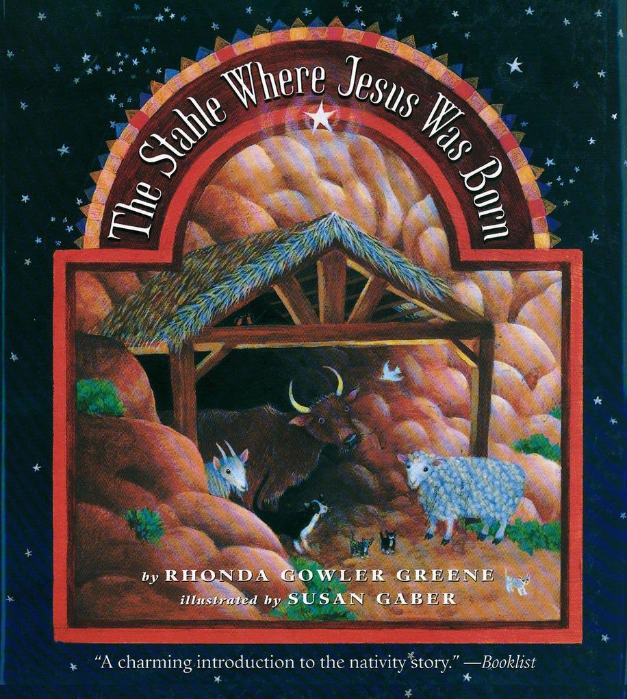 Stable Where Jesus Was Born als Taschenbuch