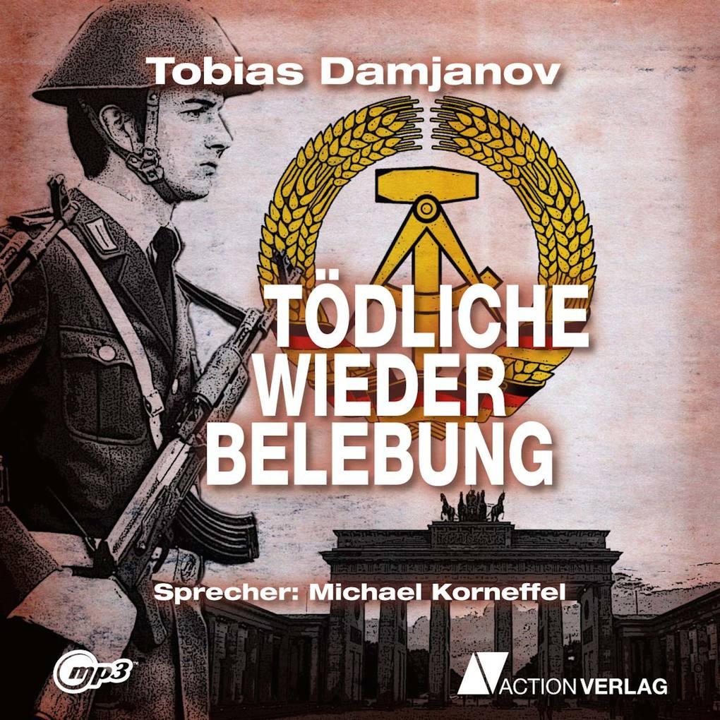Tödliche Wiederbelebung als Hörbuch Download vo...