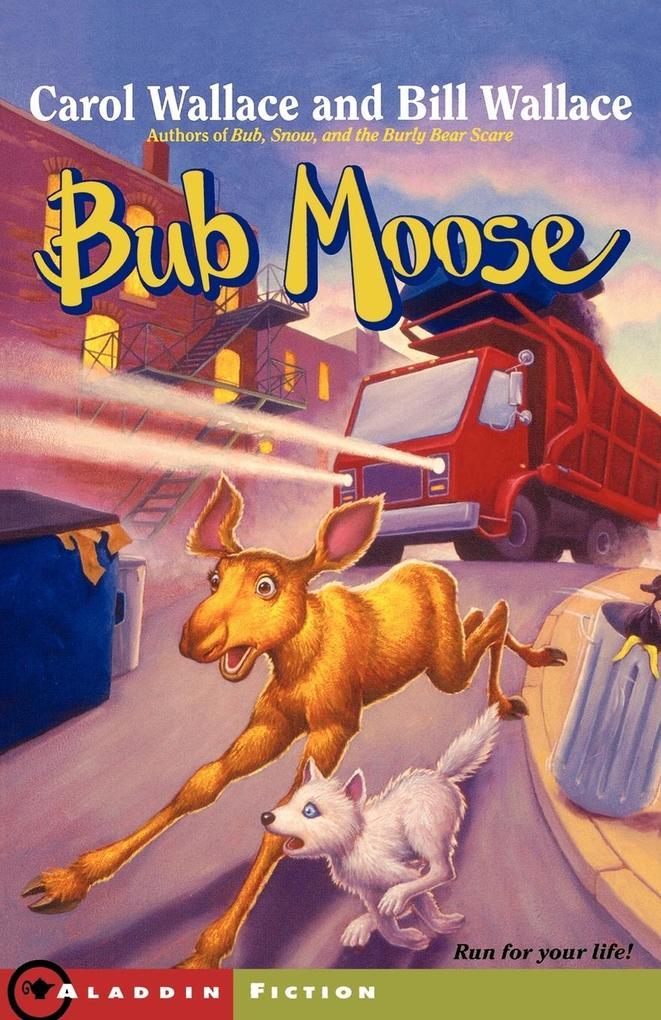 Bub Moose als Taschenbuch