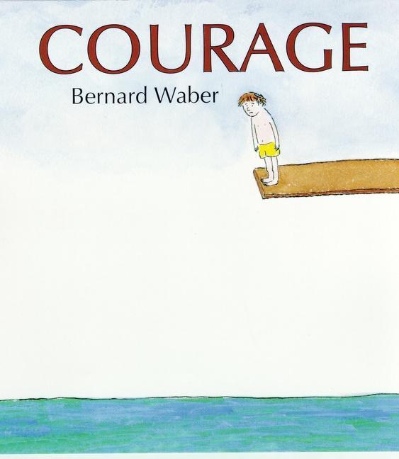 Courage als Buch