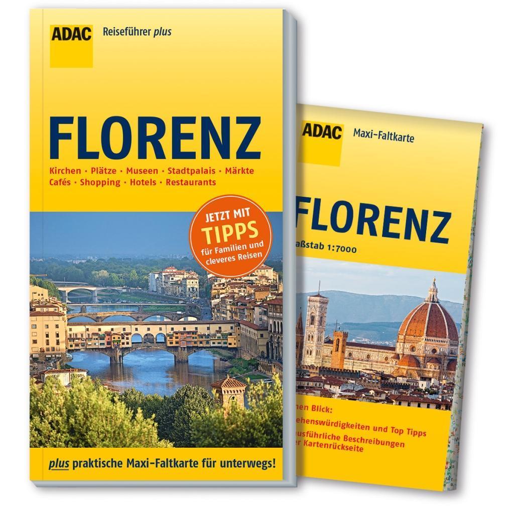 ADAC Reiseführer plus Florenz als Buch von Susa...