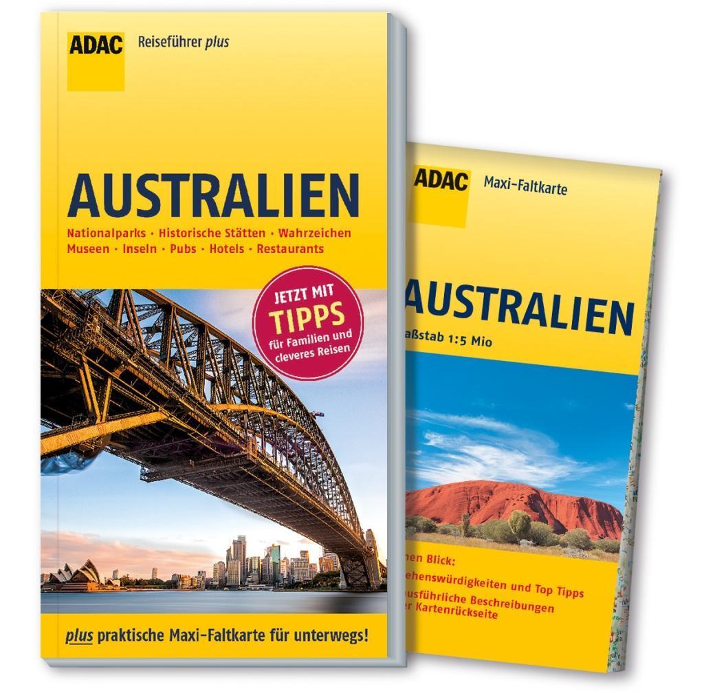 ADAC Reiseführer plus Australien als Buch von K...