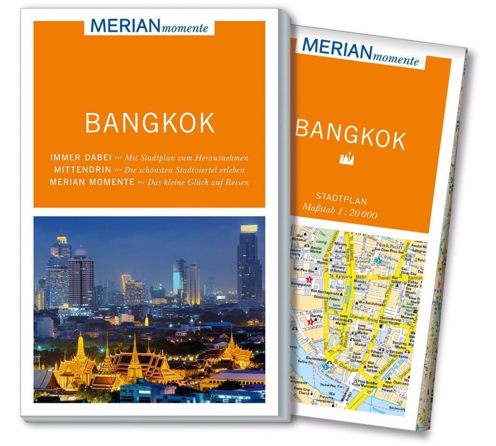 MERIAN momente Reiseführer Bangkok als Buch von...