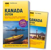 ADAC Reiseführer plus Kanada Osten