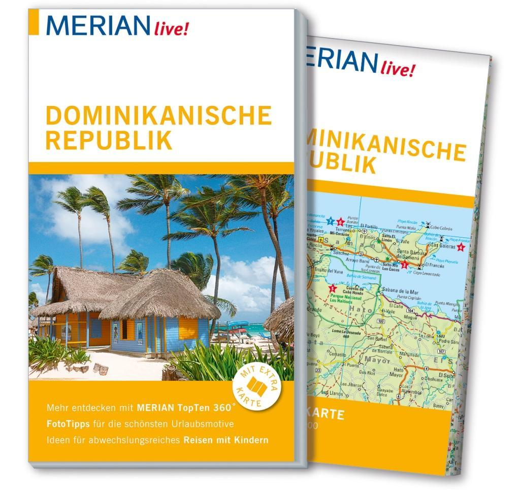 MERIAN live! Reiseführer Dominikanische Republi...