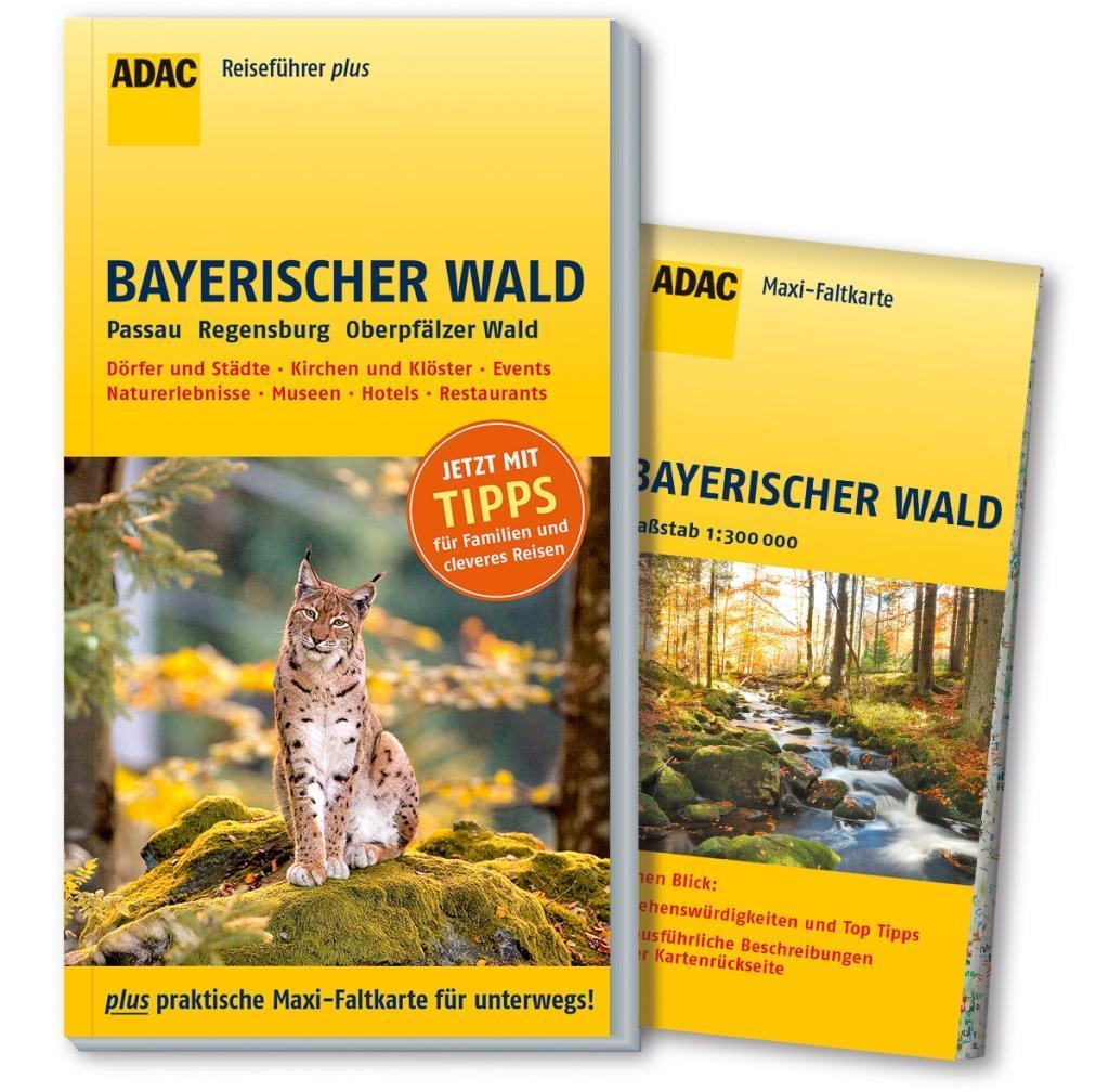 ADAC Reiseführer plus Bayerischer Wald als Buch...
