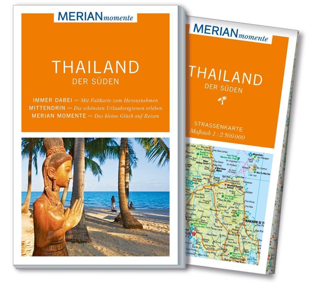 MERIAN momente Reiseführer Thailand der Süden a...