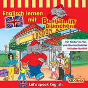 Benjamin Blümchen - Englisch lernen mit Benjamin Blümchen