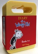 Diary of a Wimpy Kid Boxed Set: Diary of a Wimpy Kid, Rodrick Rules, the Last Straw, Dog Days