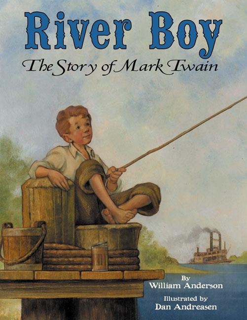 River Boy: The Story of Mark Twain als Buch