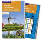 POLYGLOTT on tour Reiseführer Belgien/Luxemburg