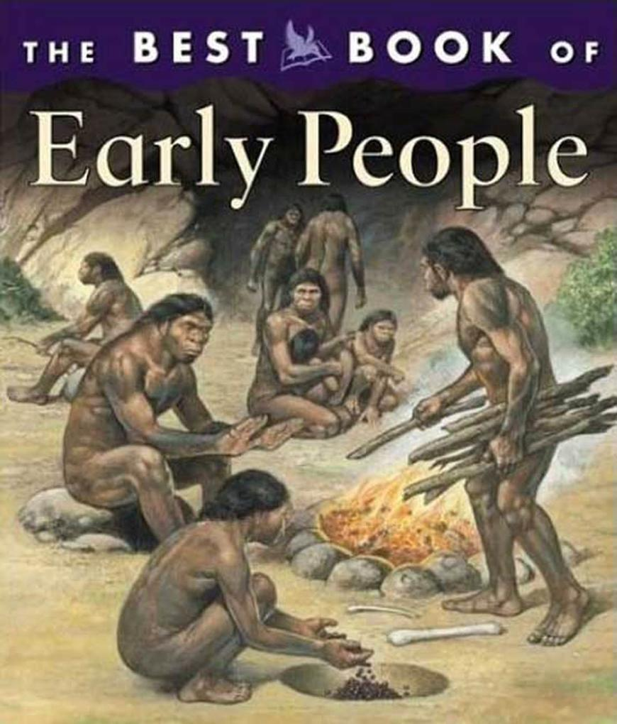 The Best Book of Early People als Buch
