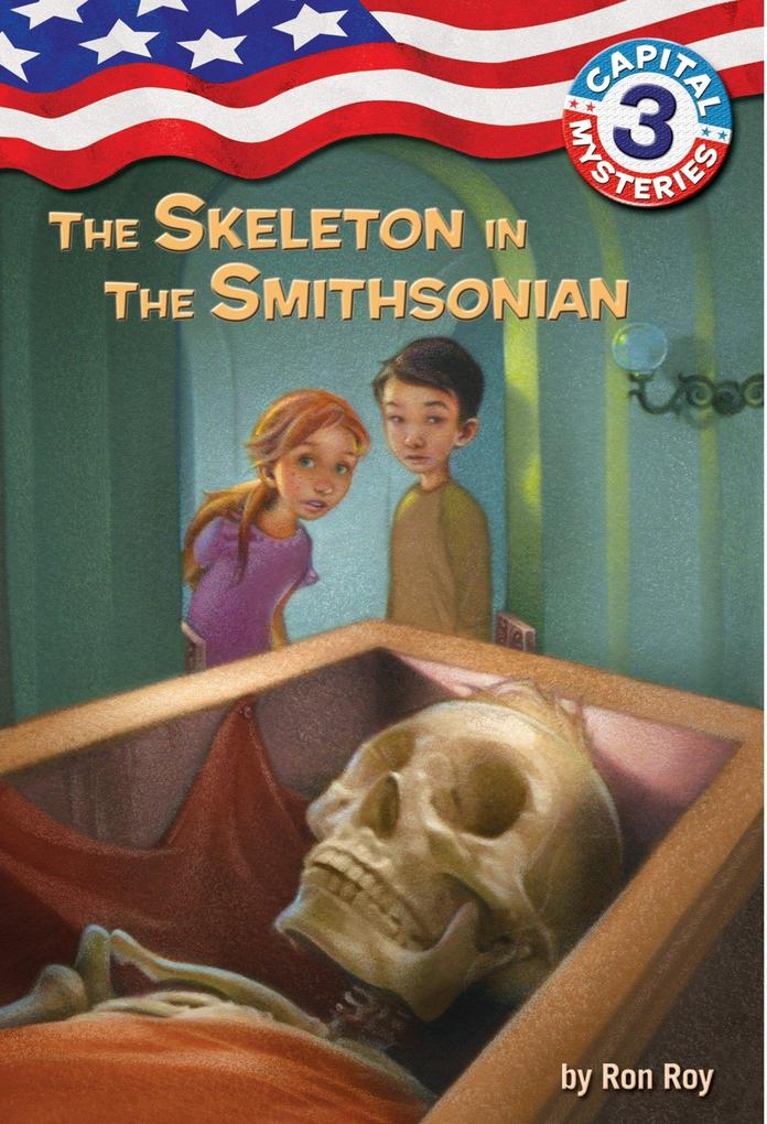 Capital Mysteries #3: The Skeleton in the Smithsonian als Taschenbuch