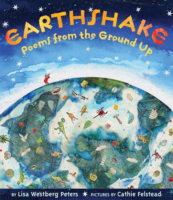Earthshake: Poems from the Ground Up als Buch