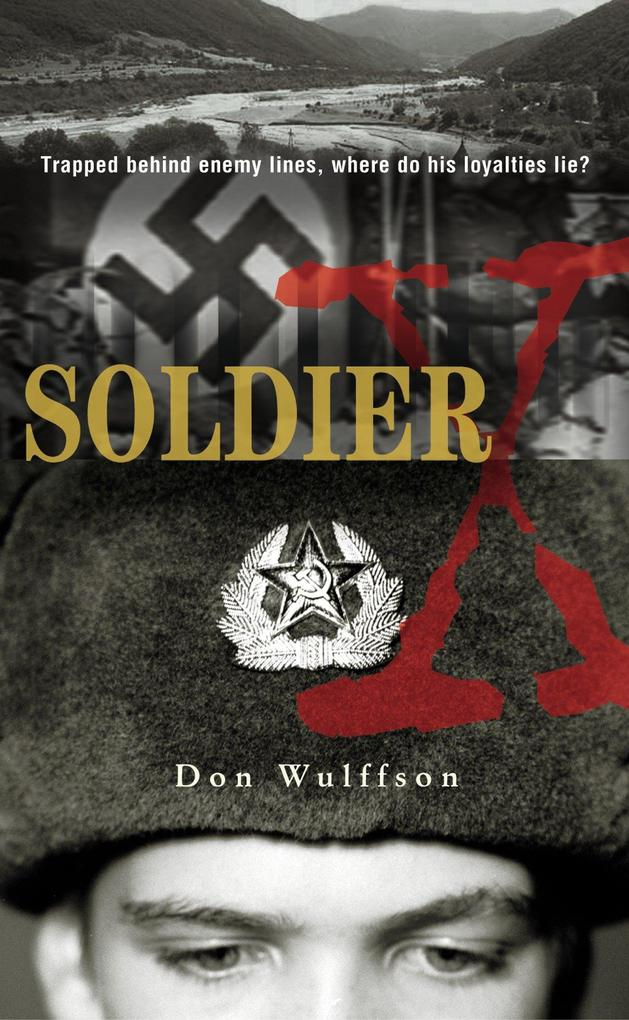 Soldier X als Taschenbuch