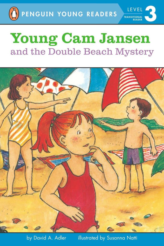 Young Cam Jansen and the Double Beach Mystery als Taschenbuch