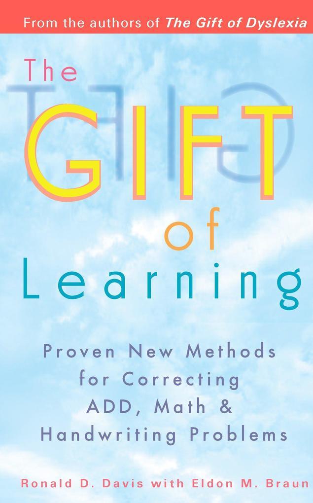 Gift of Learning als Taschenbuch