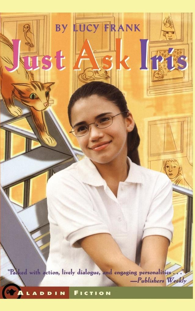 Just Ask Iris als Taschenbuch