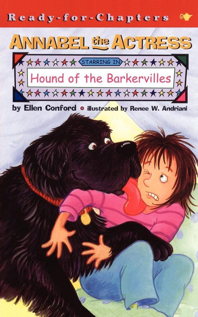 Annabel the Actress Starring in Hound of the Barkervilles als Taschenbuch