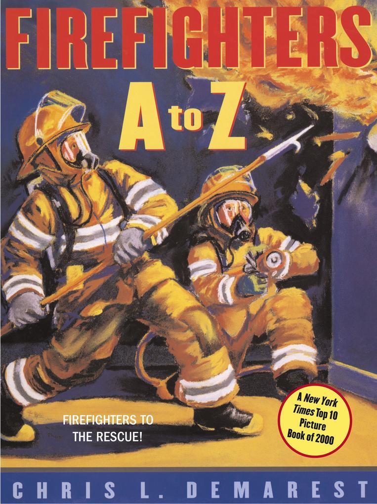 Firefighters A to Z als Taschenbuch