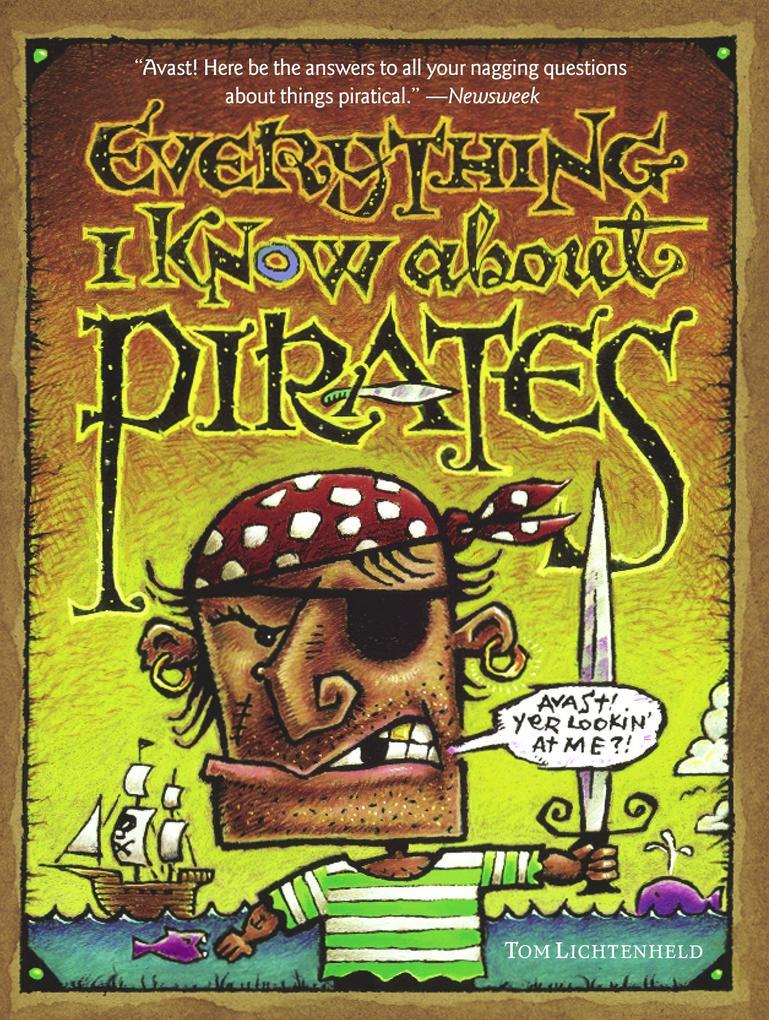 Everything I Know about Pirates als Taschenbuch