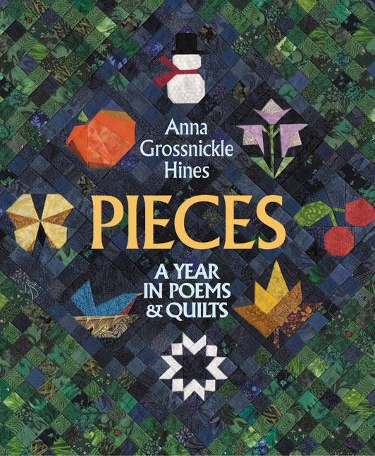 Pieces: A Year in Poems & Quilts als Taschenbuch