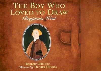 The Boy Who Loved to Draw: Benjamin West als Taschenbuch