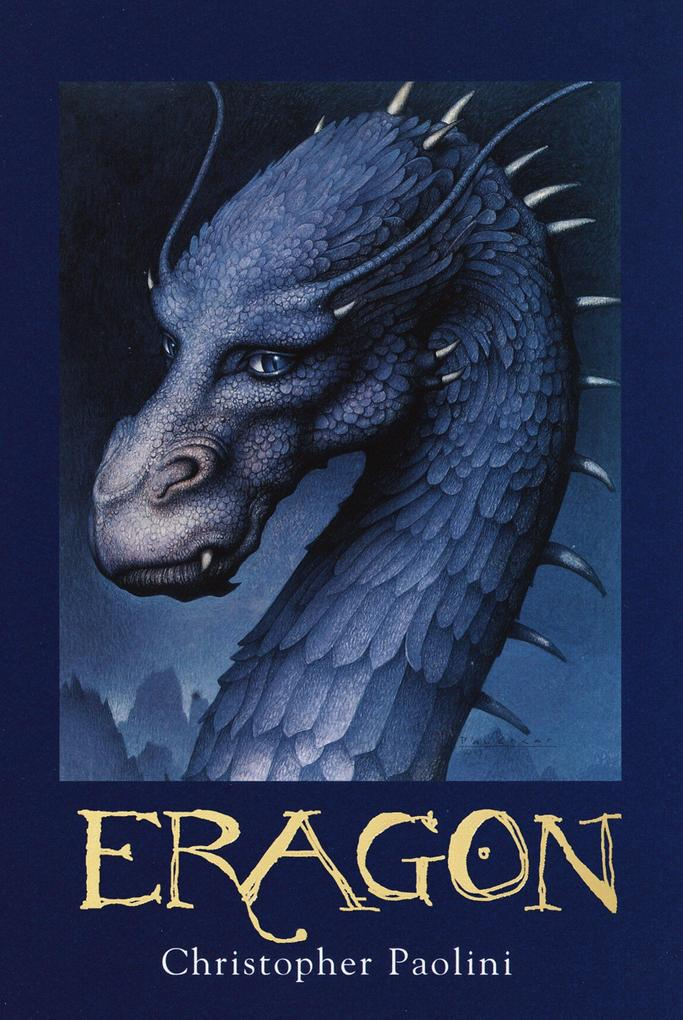 Inheritance 01. Eragon als Buch