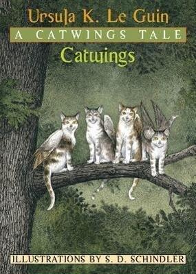 Catwings als Taschenbuch
