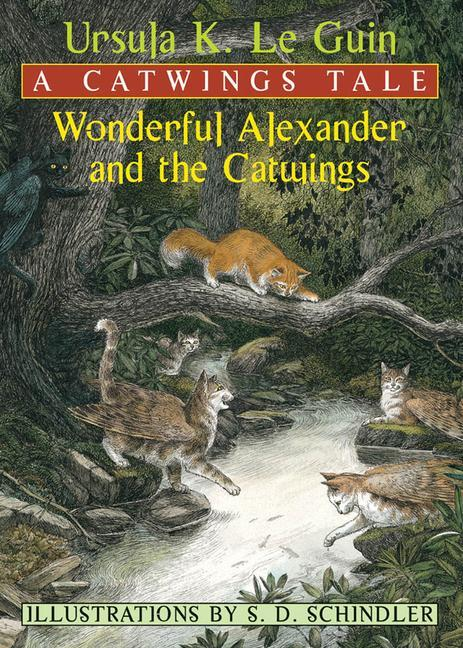 Wonderful Alexander and the Catwings als Taschenbuch