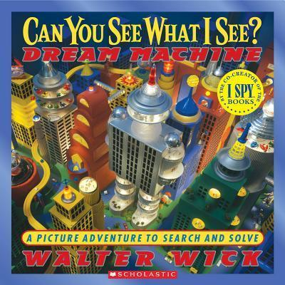 Can You See What I See? Dream Machine: Picture Puzzles to Search and Solve als Buch