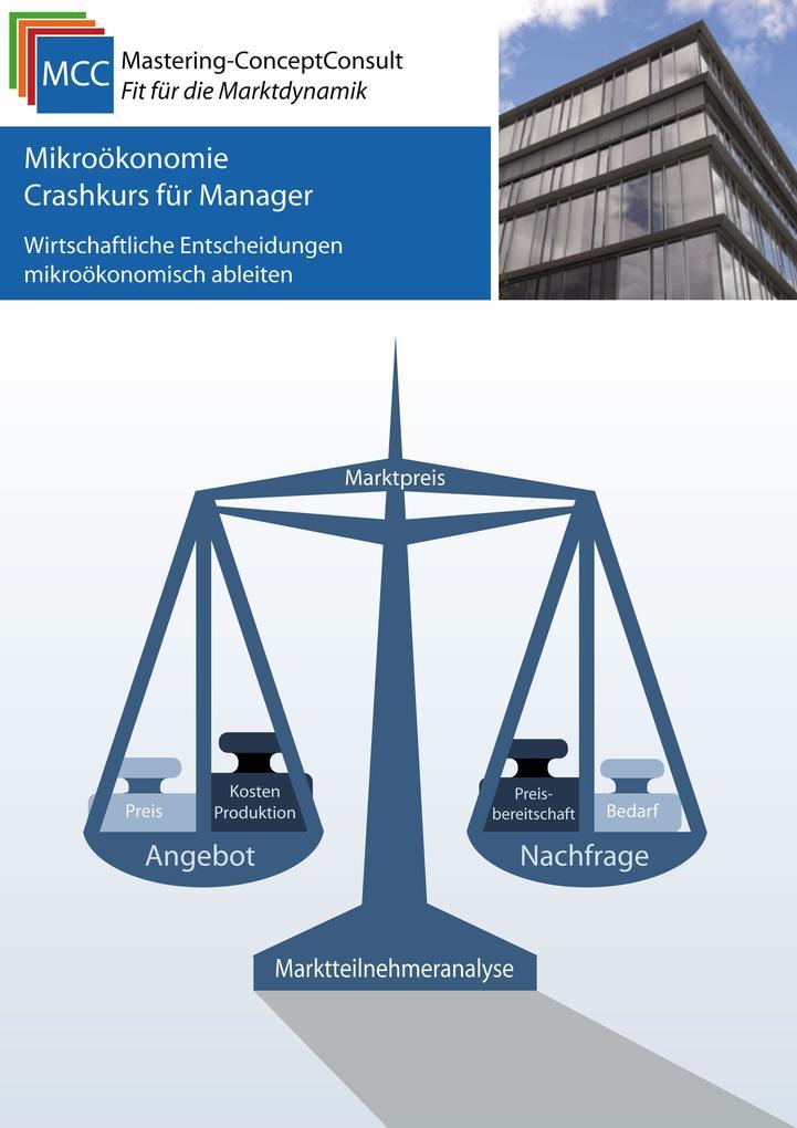 Mikroökonomie Crashkurs für Manager als eBook D...